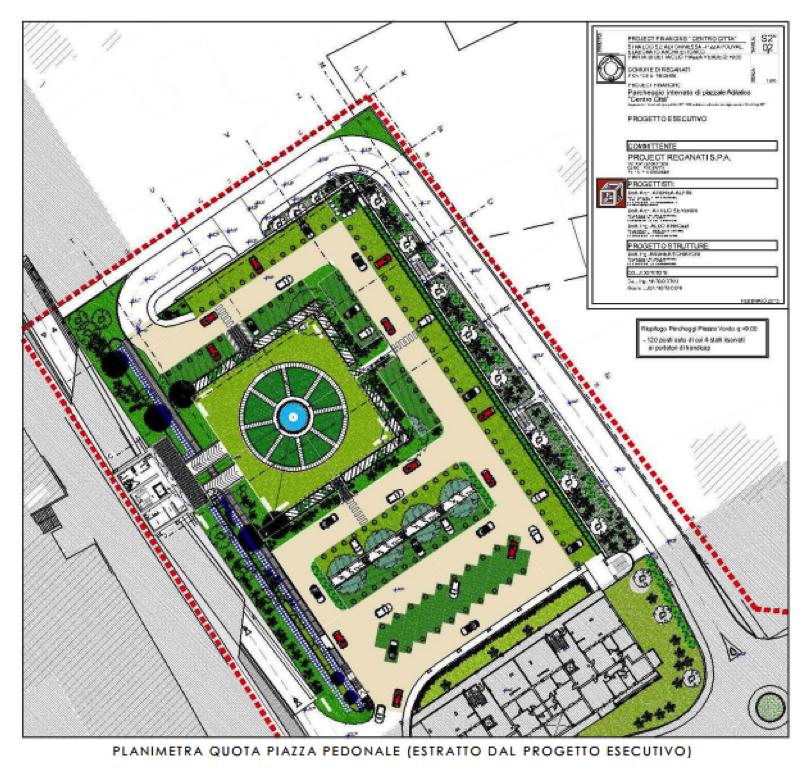 Citt di recanati di sis sispark parking service system for Campo sportivo seminterrato
